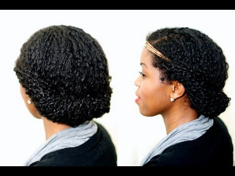 easy protective styles natural hair easy protective style hair misst1806 9535 | hqdefault