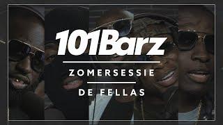 De Fellas - Zomersessie 2018 - 101Barz