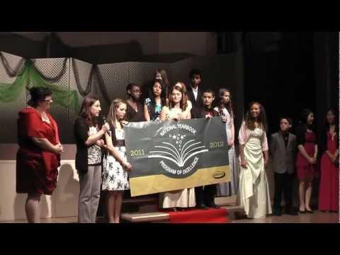 Buena Vista 2011-2012 Yearbook Presentation