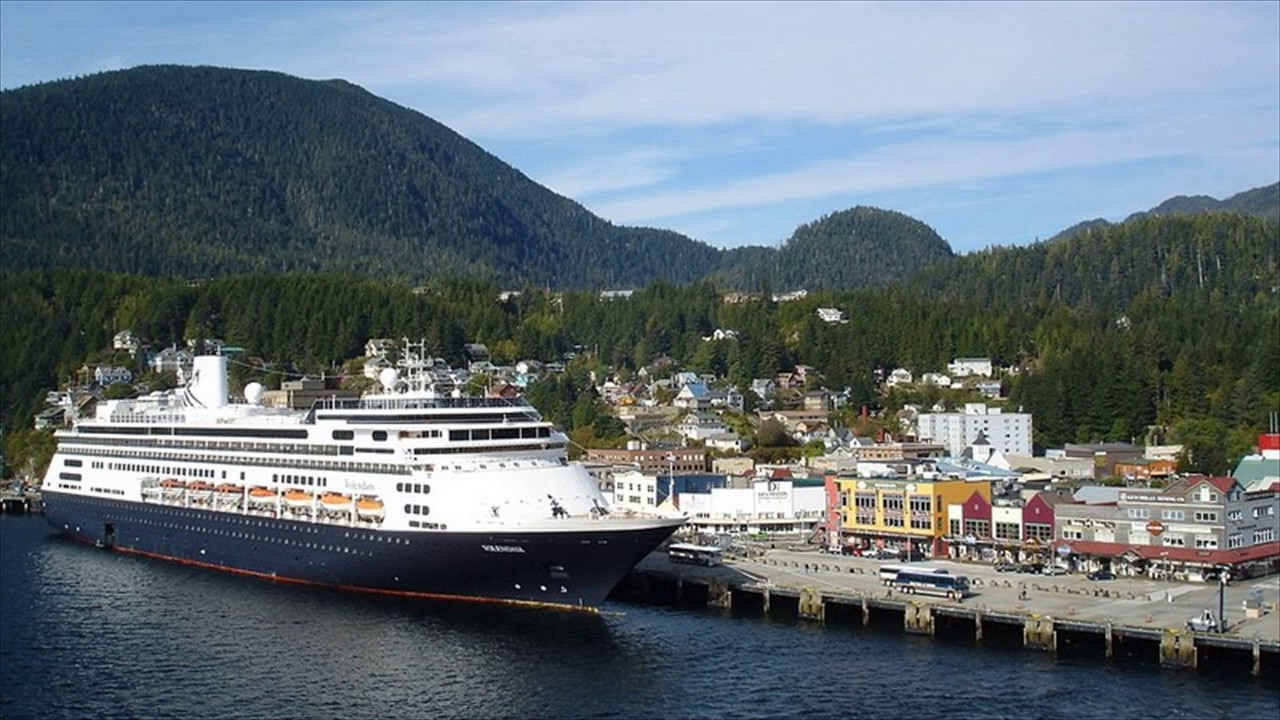 Ketchikan Alaska Map Google.Ketchikan Alaska Usa Youtube