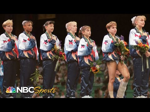 Best of the Magnificent Seven   Olympic Games Week   NBC Sports