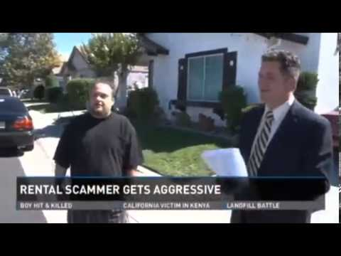 Elk Grove Rental Scammer Busted by Local ABC News Affiliate