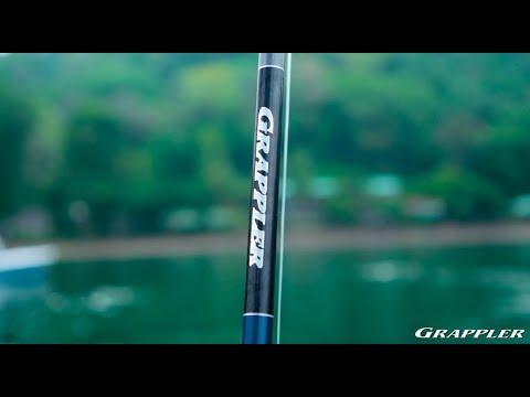 New SHIMANO GRAPPLER Saltwater Rod Series