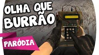 MC Kevinho - Olha a Explosão   Paródia - OLHA QUE BURRÃO! (CS:GO BR PT)