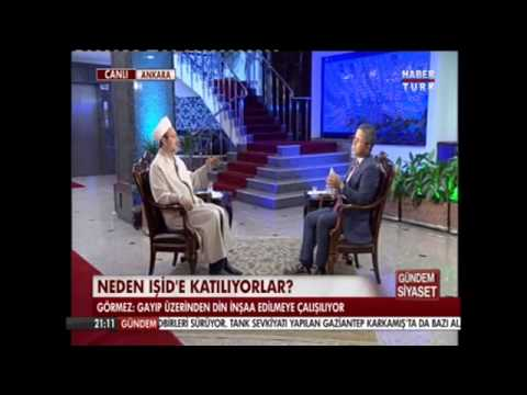(Mehmet Görmez-Diyanet) Diyanet İşleri Başkanı Görmez, Habertürk'te gündemi değerlendirdi…