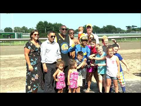 video thumbnail for MONMOUTH PARK 7-13-19 RACE 8