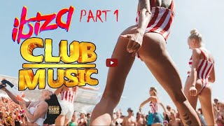 IBIZA SUMMER PARTY 2019 🔥 RETRO 90s HIT ELECTRO HOUSE MUSIC MIX Part 1