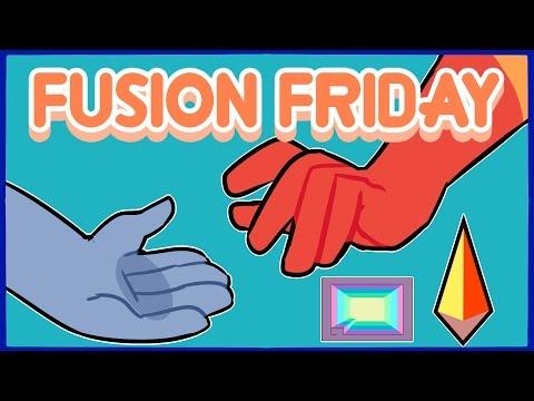 Fusion Friday   Jasper/Bismuth   Speedpaint