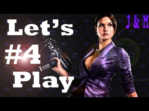 Let's Play SAINT ROW 4  épisode 4 FR HD