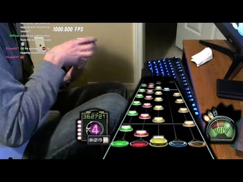 We Are Number One but it's 100% FC'ed on Guitar Hero 3