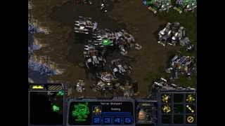 Starcraft 1: Insurrection - Terran 11 - Attack and Destroy