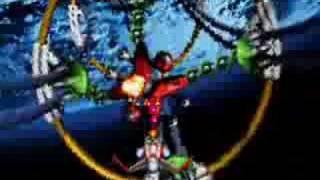 Iridion 3D (2001) Boss 3 - Stratosphere Base