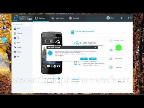 How to Root your New HTC Desire 500 Android Smartphone?