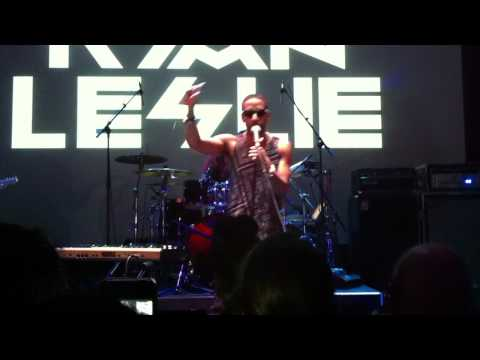 Ryan Leslie Live (Concert Intro + Glory)