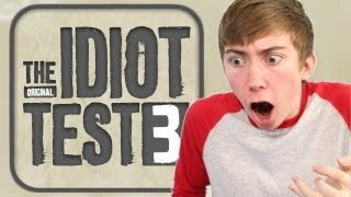 THE IDIOT TEST 3 - Part 1 (iPhone Gameplay Video)