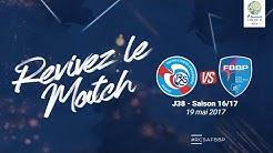 Racing-Bourg-en-Bresse (J38 L2 16/17) : revivez le match en intégralité