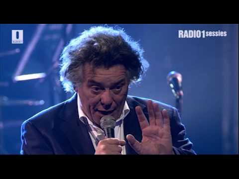 Johan Verminnen - Brussel (Radio 1 Sessies 2013)