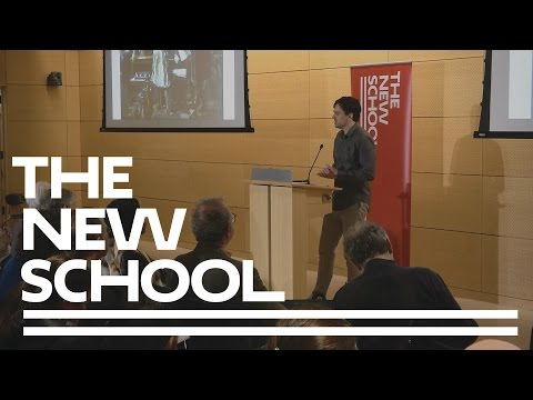 New School Minute: Brendan Griffiths - More Than Ink / More Than Light | Alumni Day 2017