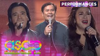 Ogie, Zsa Zsa, Erik, Jed and Nina perform 'Love Is The Answer' |  ASAP Natin 'To
