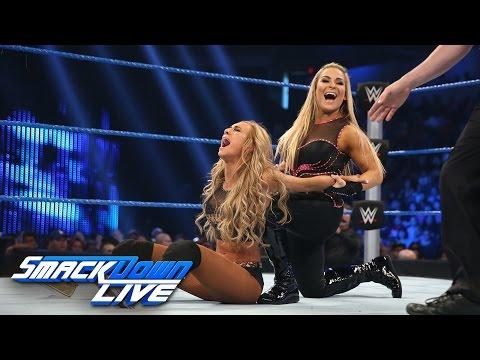 Carmella vs. Natalya: SmackDown Live, Aug. 9, 2016