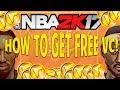 How to generate NBA 2k17 VC/Virtual Currency for free! Upgrade your MyPlayer to the max!