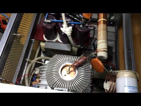 видео: gi-7b / gi-6b ( ГИ-7Б ) hf 10m and cb linear amplifier by yo6pmx