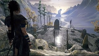 Hellblade Performance Capture & New Gameplay 2015 HD (PS4/PC)