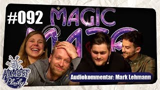 Magic Maze mit Anja, Max, Luca & Fabian Kr. - Kommentiert von Mark | Almost Plaily #92