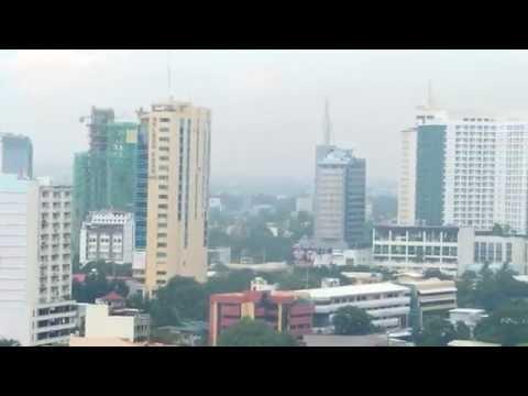 Cebu City Skyline as of Oct 2015
