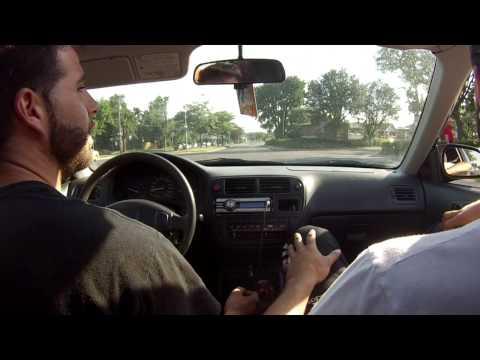 Civic Type R B16B Open Headers
