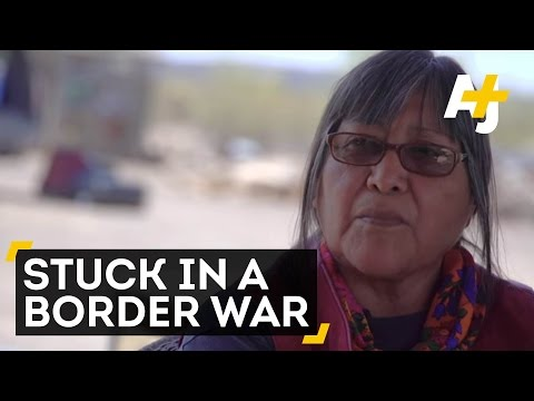 The Native American Tribe Stuck In A Border War