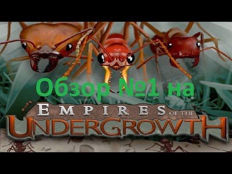 Уникальный Симулятор Муравейника Empires Of The Undergrowth Скачать - фото 5
