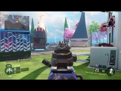 Black Ops 3 Double XP Shadowclaw Dark Matter Grind (PS4) Live Stream Road To 500 Subs