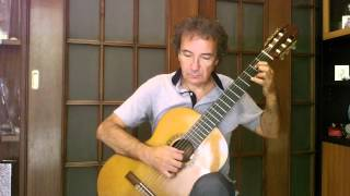 "More  (Theme from ""Mondo Cane"" - Classical Guitar Arrangement by Giuseppe Torrisi)"