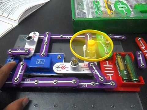 Juguete Bloques Logicos De Electronica W335 Educativo Para Ninos