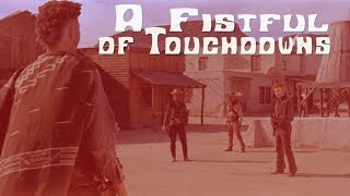 Patrick Mahomes in A FISTFUL OF TOUCHDOWNS