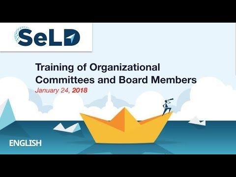SeLD_Training January 24, 2018 (ENGLISH)