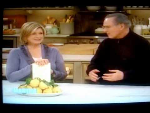 Martha Stewart on Cybill Shepherd