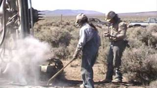 Drilling for Oregon Sunstone