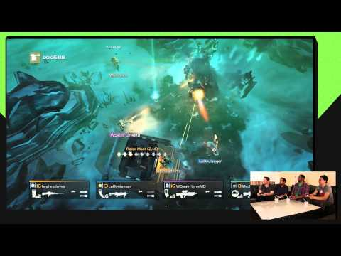 Ganbatte Studios Plays: Helldivers