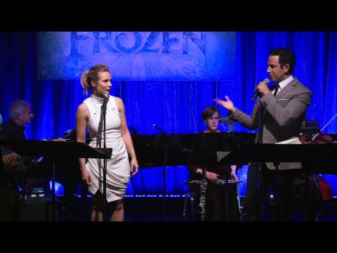 """Love Is An Open Door"" Performed by Kristen Bell and Santino Fontana"