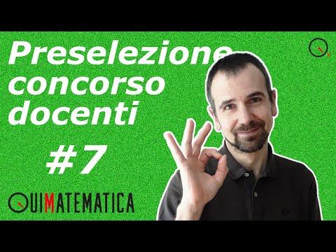 Cantieri | Come superare la PRESELEZIONE del CONCORSO DOCENTI #7