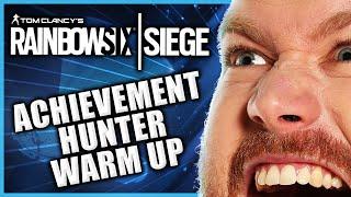 Siege Pre Achievement Hunter Warm Up! - Livestream [13/12/2018]
