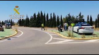 La Guardia Civil sorprende a dos motoristas circulando a más del doble de la velocidad permitid