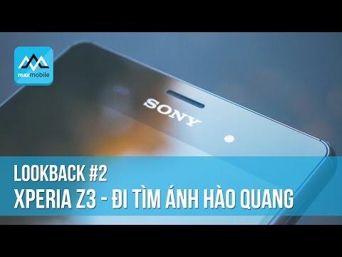 Thay màn hình cảm ứng sony z3