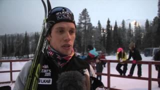 Marcus Hellner Gällivarepremiär