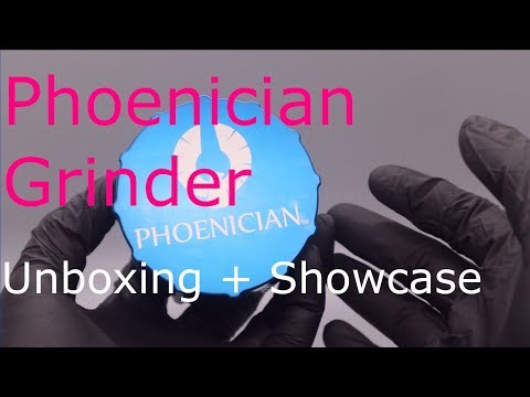 phoenician-grinder-unboxing-/-review