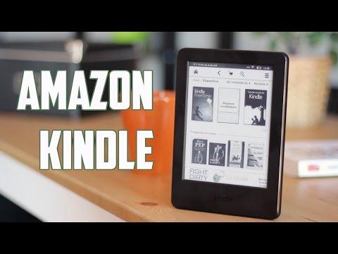 amazon-kindle,-review-en-español