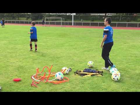 FC Kray U13  Trainingslager in Wipperfürth