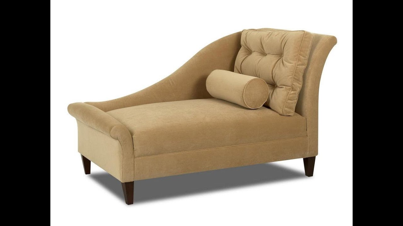 Bedroom chaise lounge chairs youtube for Chaise longe sofa